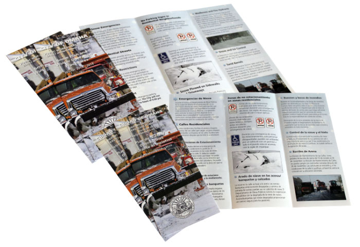 city-snow-brochures